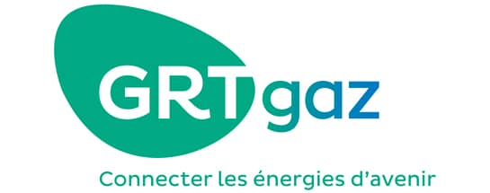 Logo GRT Gaz, Tergi